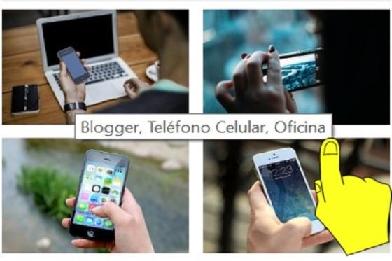 imágenes de texto alternativo en páginas web