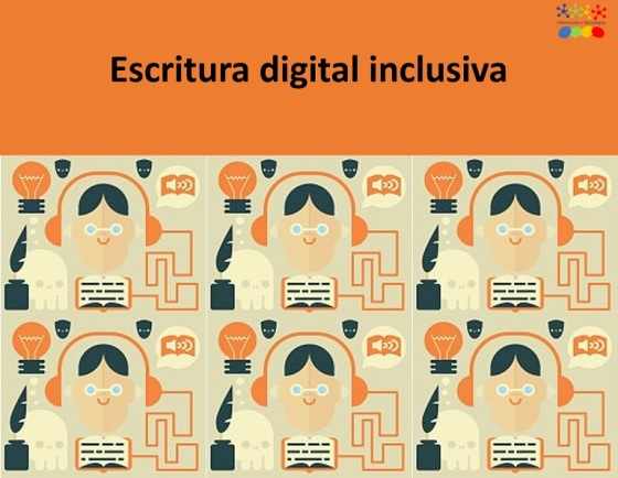 Escritura digital inclusiva